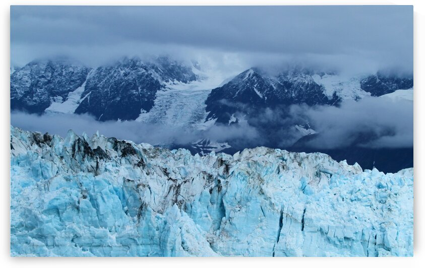 Hubbard Glacier I by mc2photography