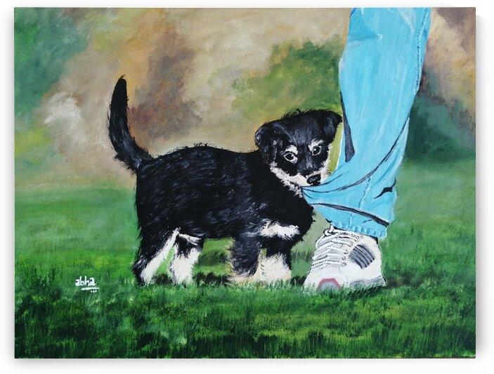 playfuldog by Abha Lakhotia Bangard