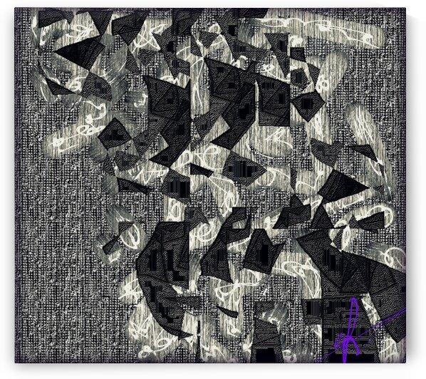 Tim Burton Cutting Floor by Ed Purchla