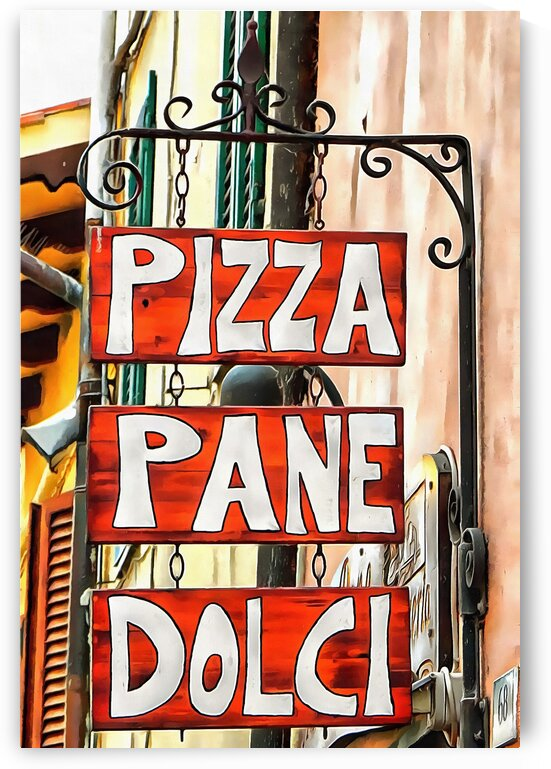 Pizza Pane e Dolci by Dorothy Berry-Lound