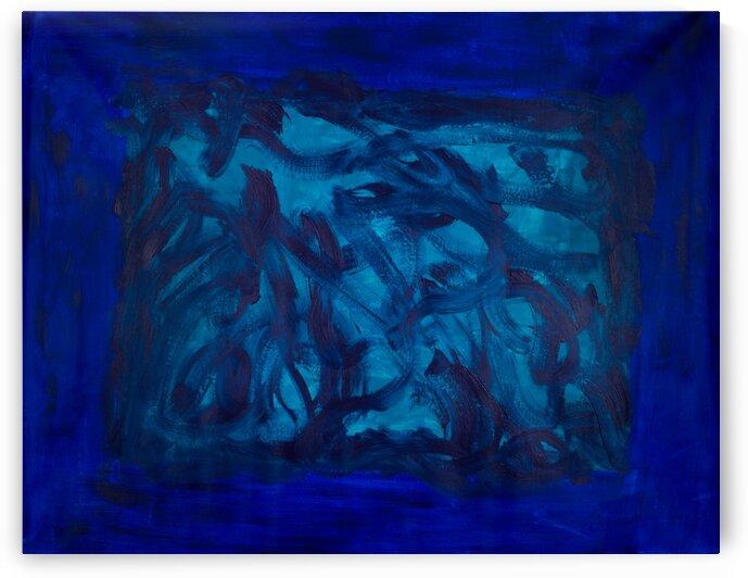 Blue Dimention by Pizolik