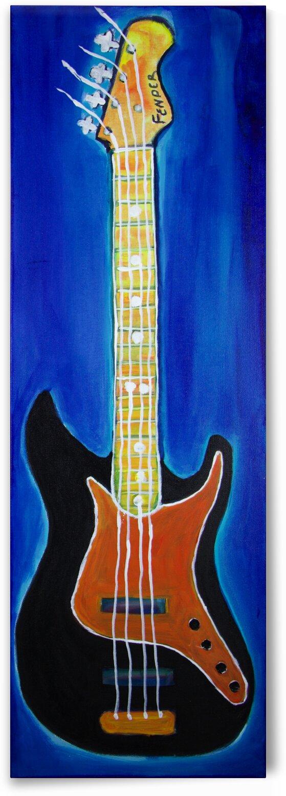 Bass by Reiter Art Works