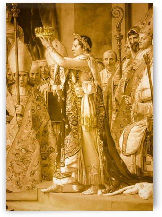 Sacre de Napoleon  by lagaleriedelamour