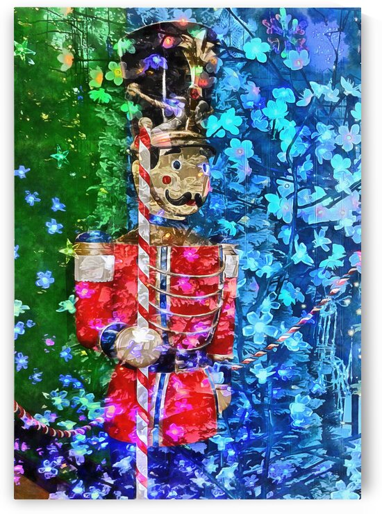Christmas Toy Soldier by Dorothy Berry-Lound
