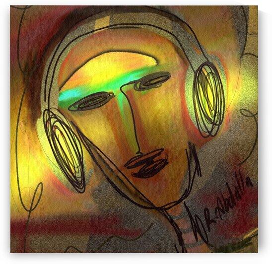 Sound Waves Through the Head by Regina Abdalla
