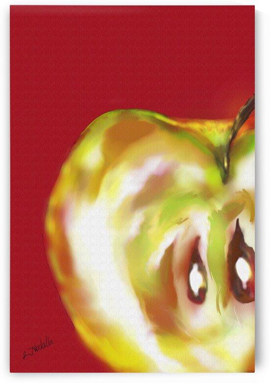 Big Apple by Regina Abdalla