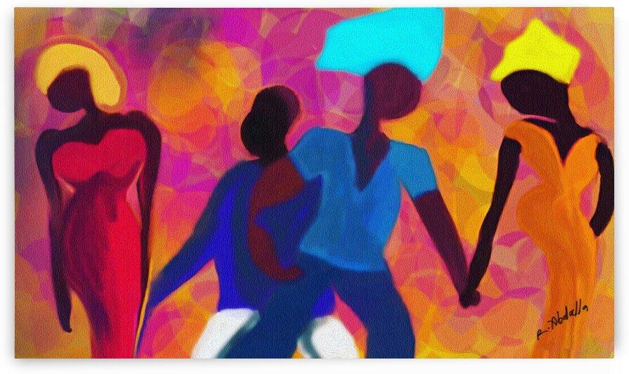 Carnival Colors by Regina Abdalla