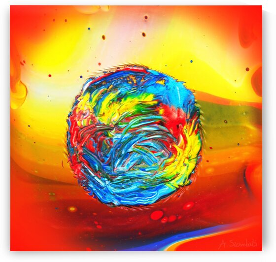 Lollipop by Anita Szombati by Anita Szombati
