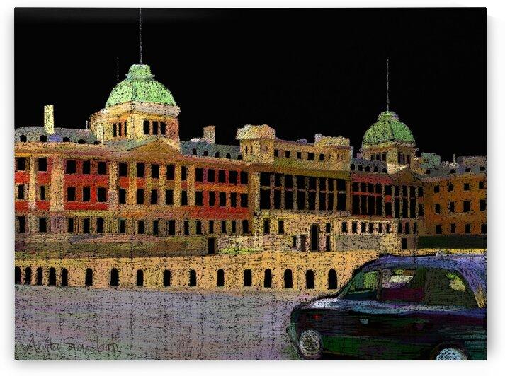 Whitehall Palace by Anita Szombati by Anita Szombati