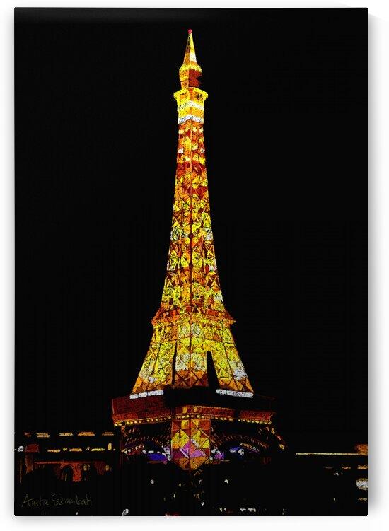 The Tower by Anita Szombati by Anita Szombati