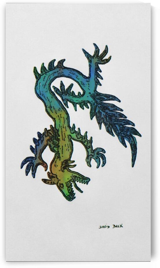 Dragon n2 by David Beck