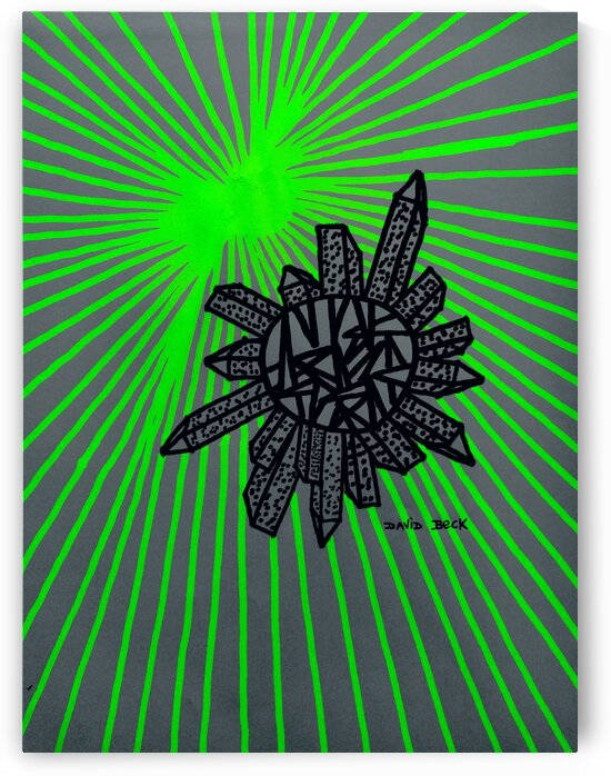 Laser by David Beck