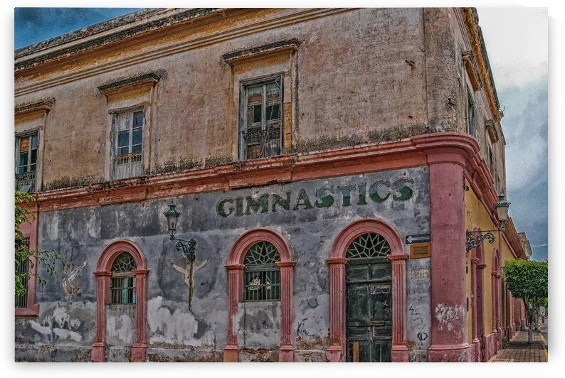 Gymnastics Edit by Darryl Brooks