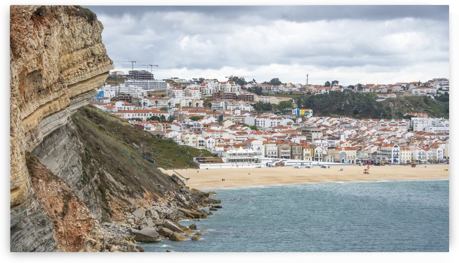 Nazare Portugal by Ken Anderson Photography
