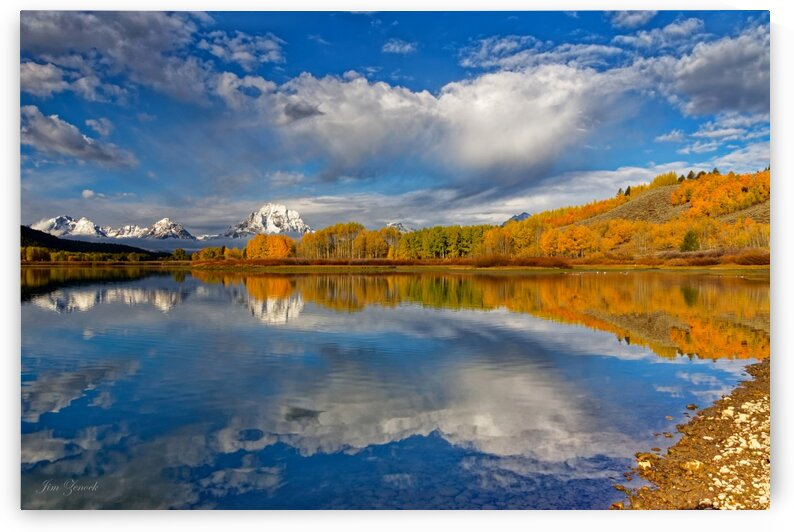Grand Teton National Park by Jim Zenock
