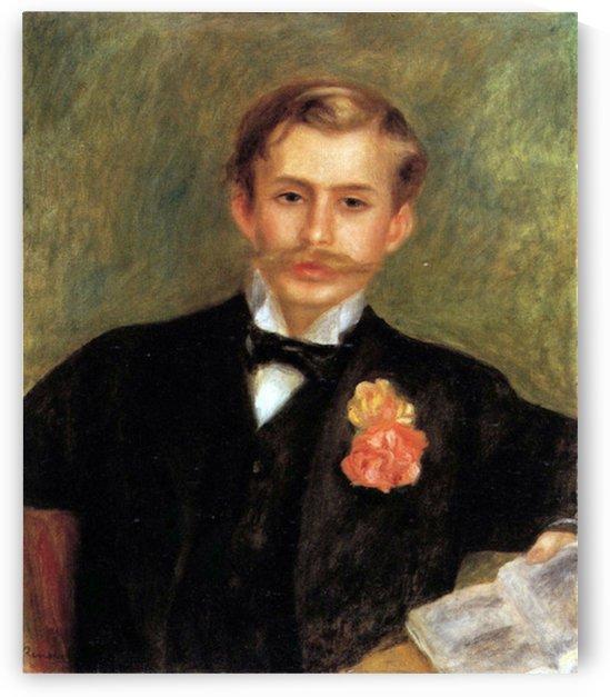 Portrait of Monsier Germaine by