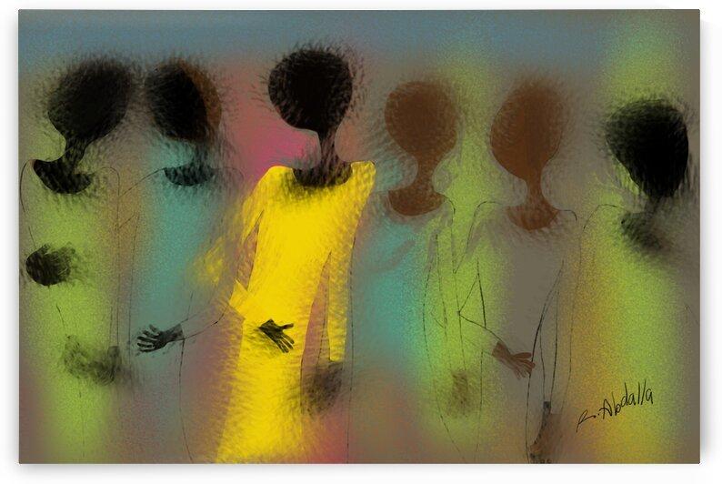 SISTERS by Regina Abdalla