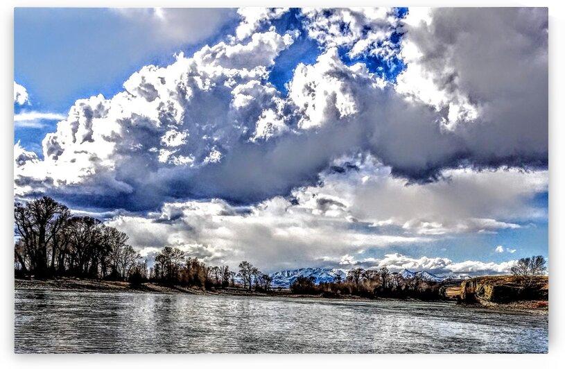 Montana 035 by Invigorating Perspectives by Ciara