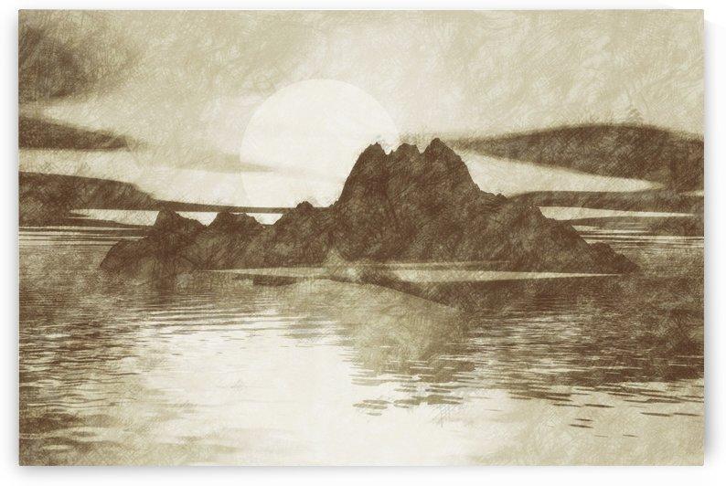 Island by Dagmar Marina