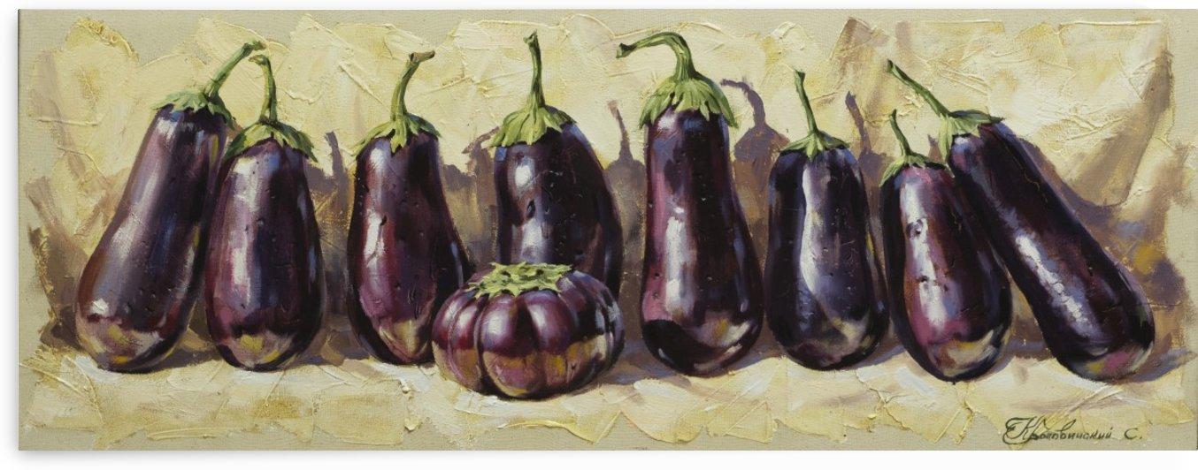 Eggplant by kropovinskiy