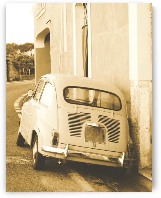 The old Car by Bentivoglio Photography