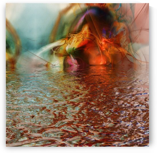 Waves by Jean-Francois Dupuis