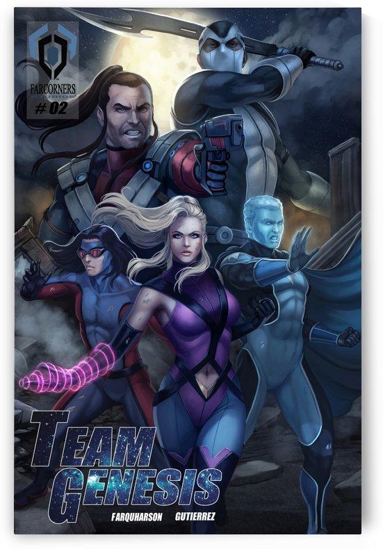 Team Genesis 02: Pleasant Introductions, Part 2 by FarCorners Studios