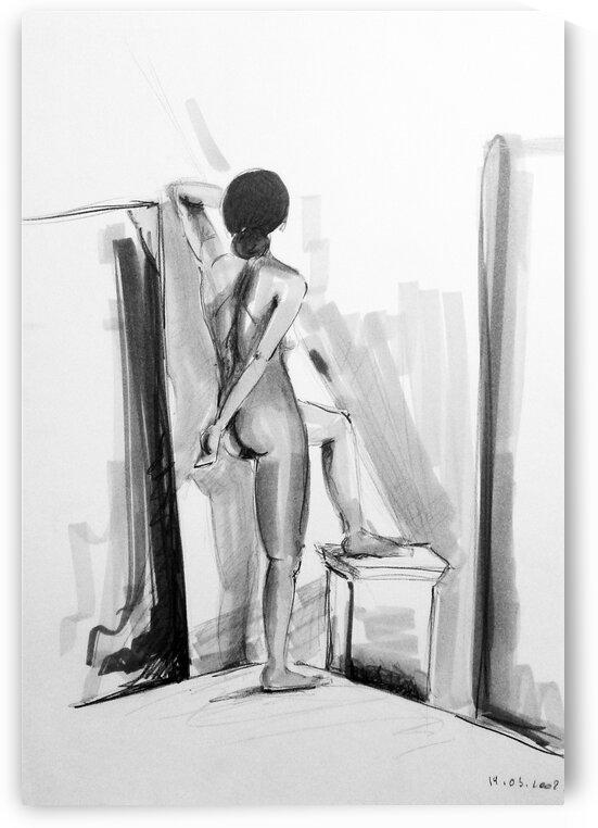 nu marqueur 03 by Simple Art