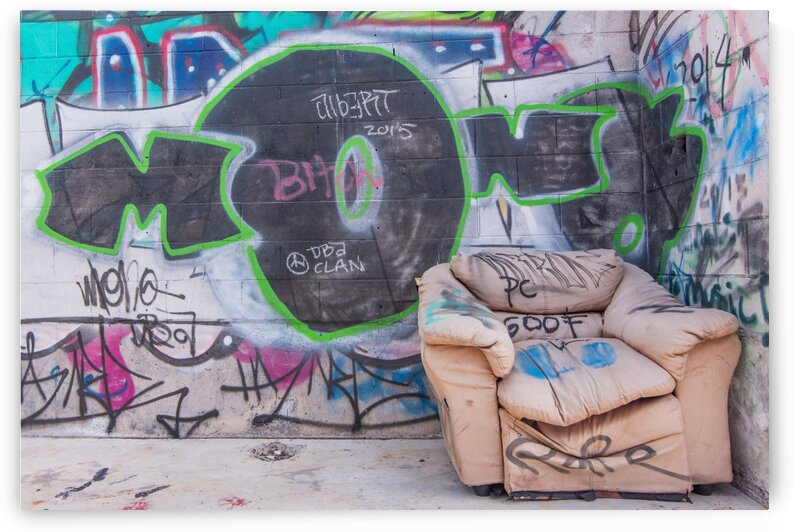 Sit Here by Ken Anderson Photography