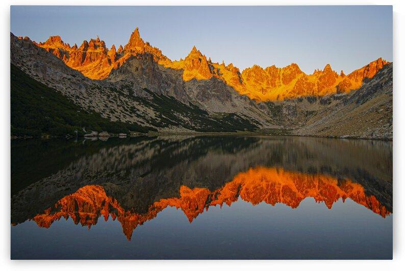 Sunrise in Patagonia by Alan Yamamoto