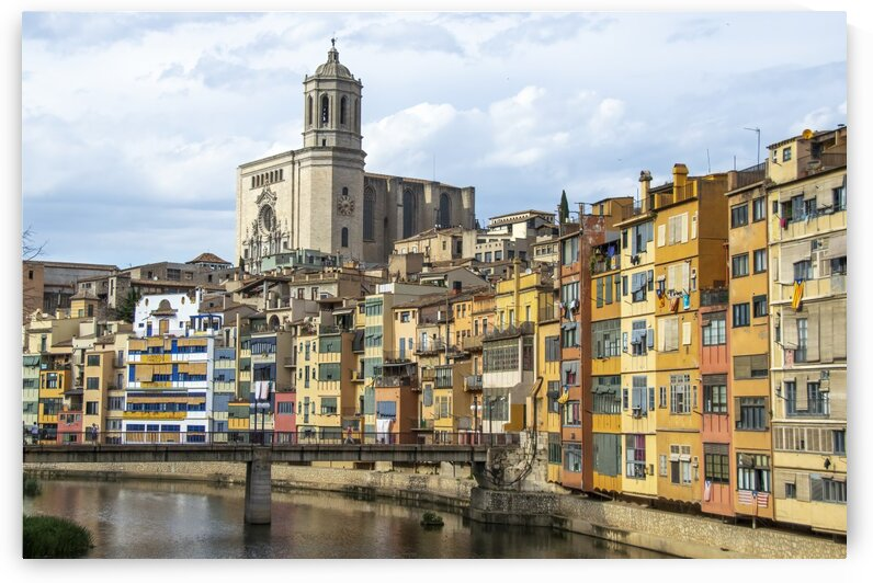 0639 - Girona Spain by Ken Anderson Photography