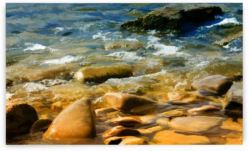Aqua - source of life by Dagmar Marina