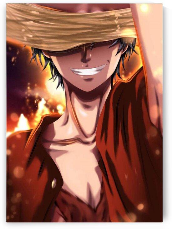 Luffy by animenew