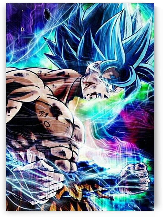 SonGoku6 by animenew