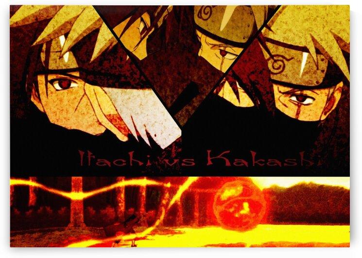 Kakashi Hatake by yoyo