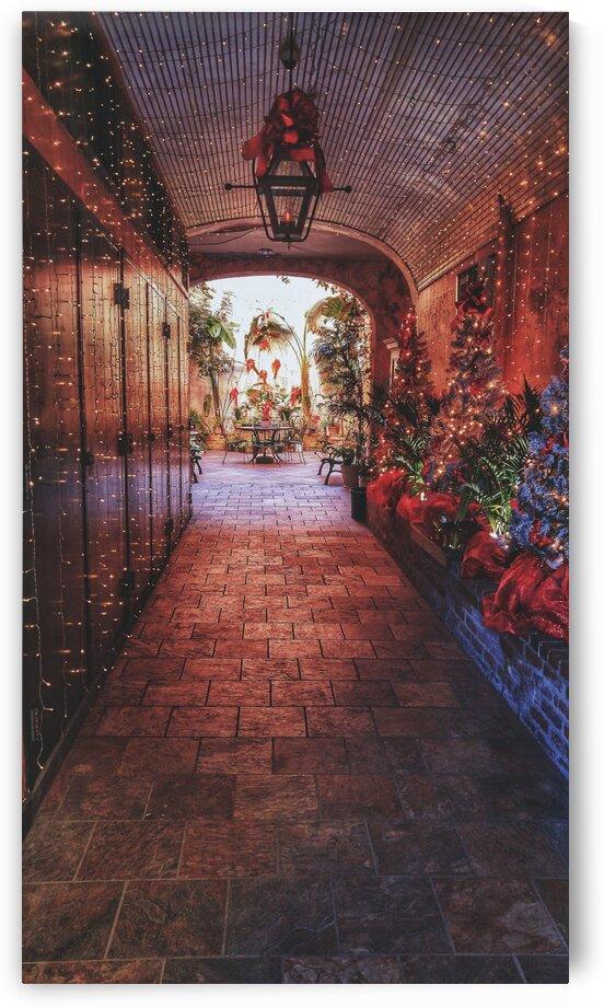 Romantic Alley by Patricia Jekki
