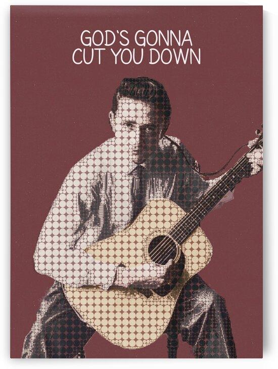 Gods Gonna Cut You Down - Johnny Cash by Gunawan Rb