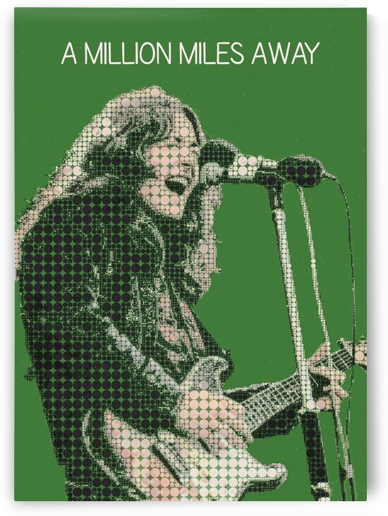 A Million Miles Away - Rory Gallagher by Gunawan Rb