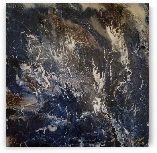 Interstellar by Ken Van Sciver