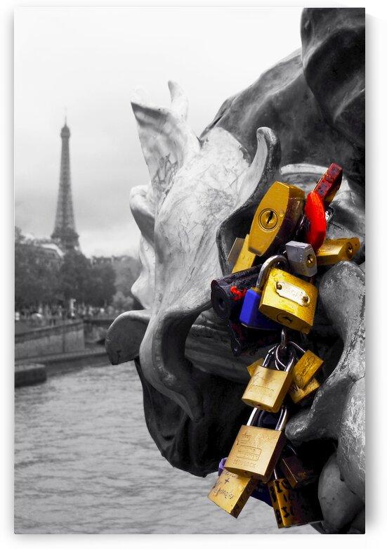 Love Locks by Juan Barrientos