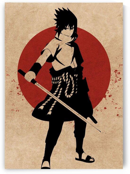 Sasuke uchiha by animenew