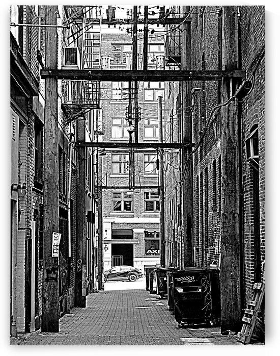 The Old Alleyways by Vinka Perzina Photography