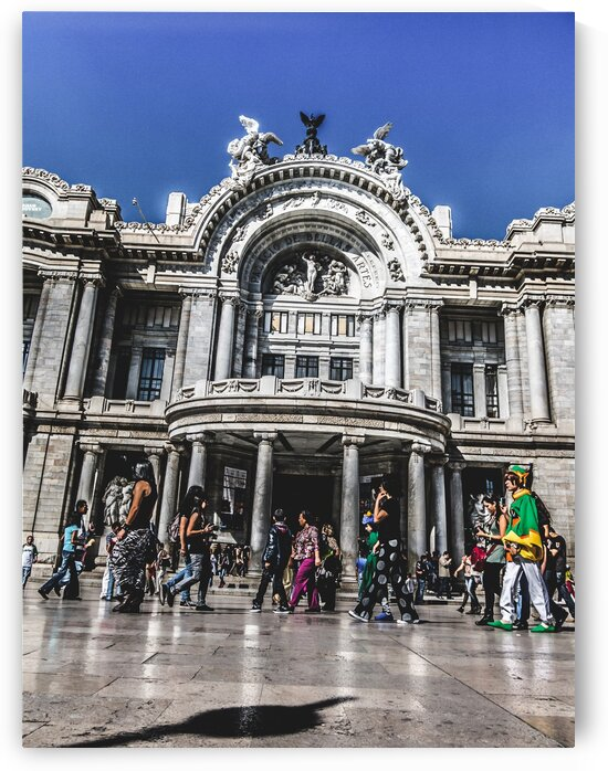 Bellas Artes by Max Stark