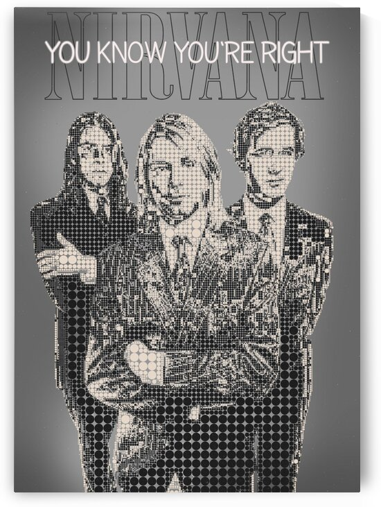 You Know Youre Right - Nirvana by Gunawan Rb