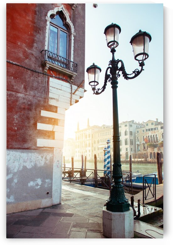 Venice sunrise by Aquamarine