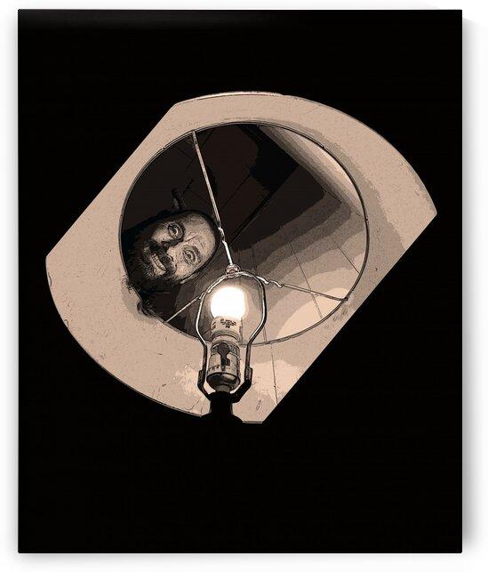 Crazed - portrait by James M Gallagher