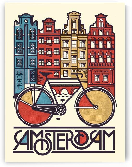 Amsterdam old by d9Id9I vanya