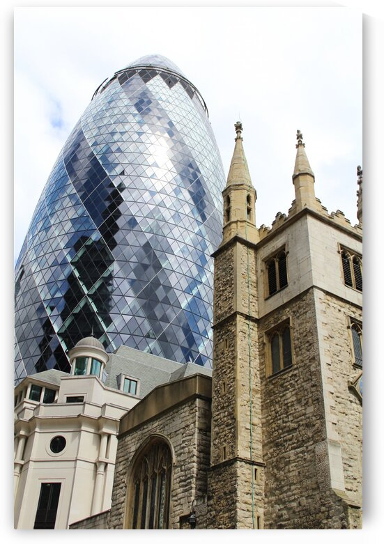 London old and new by Bentivoglio Photography