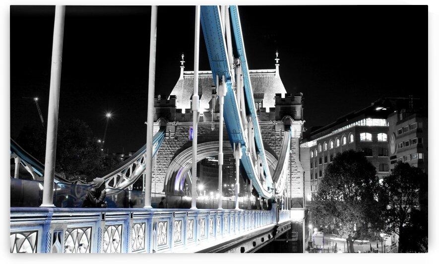 Tower Bridge by Bentivoglio Photography