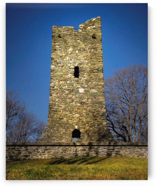 Hubbard Park Tower by James M Gallagher